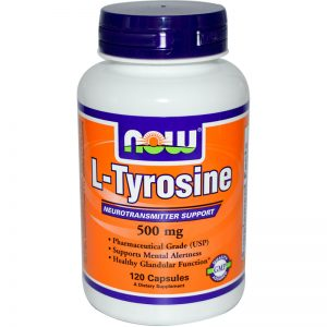 now l-tyrosine