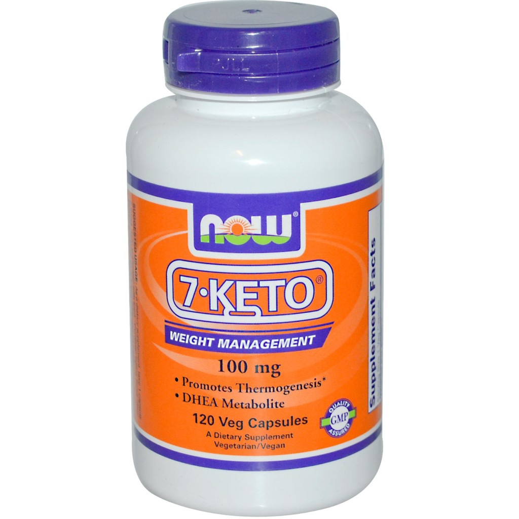 now-7-keto-100mg-120-capsules