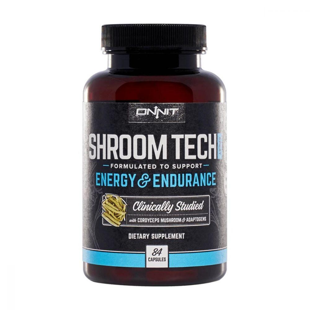 onnit shroom tech energy and endurance
